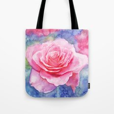 And the rain stopped Tote Bag