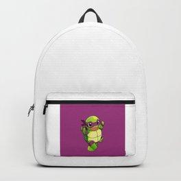 TMNT_POKET_MONSTER_purple Backpack