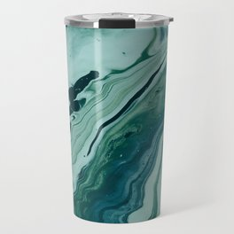 Blue Planet Marble Travel Mug