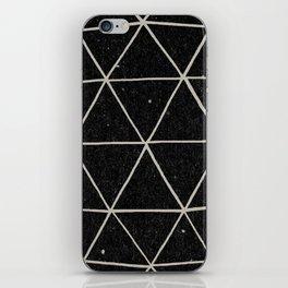 Geodesic iPhone Skin