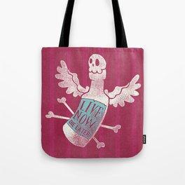 Angel Poison Tote Bag