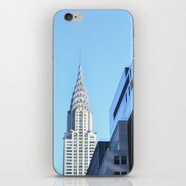 Chrysler Building, New York City. iPhone Skin