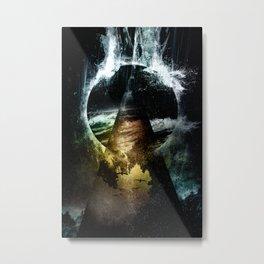 Thunder child Metal Print