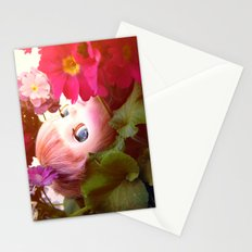 Bed flower Stationery Cards