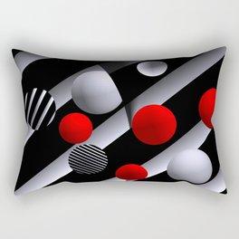 opart balls -1- Rectangular Pillow