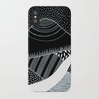 Patterned Landscape 6 iPhone X Slim Case