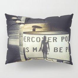 Stranger In Town Pillow Sham