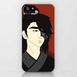 Moon Lovers iPhone Case