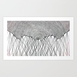 "It's Called ""Moon"" Art Print"