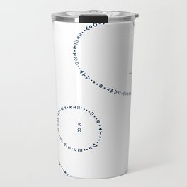 Celestial Stitches II Travel Mug