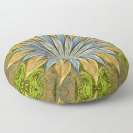 Brilliante Celeste Floor Pillow