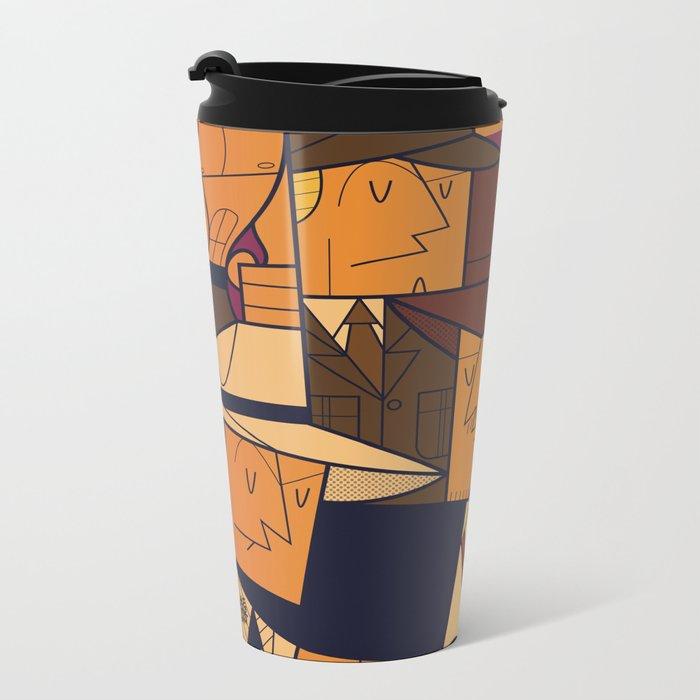 Raiders of the Lost Ark Metal Travel Mug