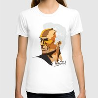 clint eastwood T-shirts featuring Eastwood by zero Bounty