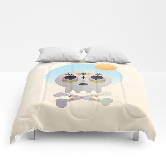 Magic Skull Comforters