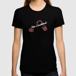 Oide Wurschthaut   [white] T-shirt