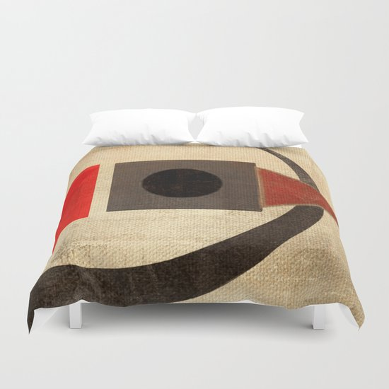 Sushi Bird Duvet Cover