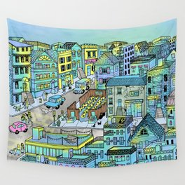 TinaTown Wall Tapestry