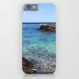 Okinawa, Japan Beach Ocean View iPhone Case