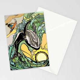 W A V E     R I D E R S Stationery Cards