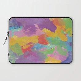 Watercolor Splatter Laptop Sleeve