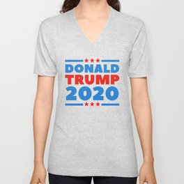Trump 2020 T-Shirt Unisex V-Neck