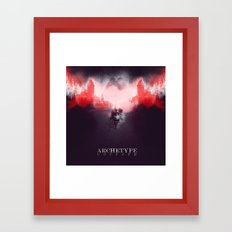 Archetype: Goliath Framed Art Print