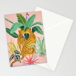 Cheetah Crush Stationery Cards