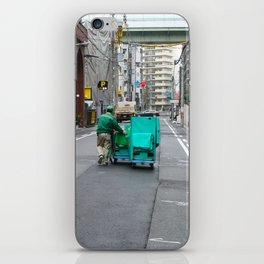 TOSABORI, OSAKA iPhone Skin