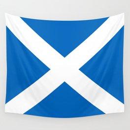flag of scotland – scotland,scot,scottish,Glasgow,Edinburgh,Aberdeen,dundee,uk,cletic,celts,Gaelic Wall Tapestry