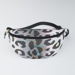 Speckled leopard print pattern Fanny Pack
