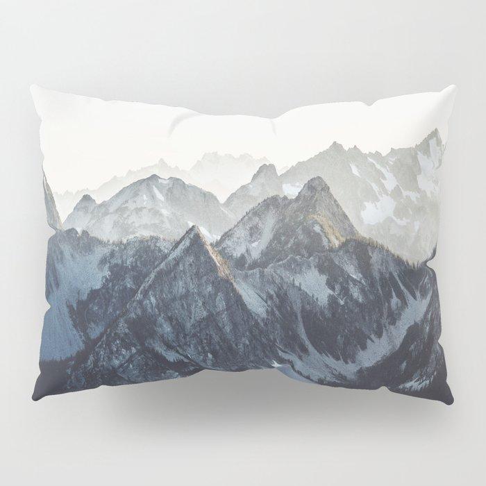 Mountain Mood Pillow Sham