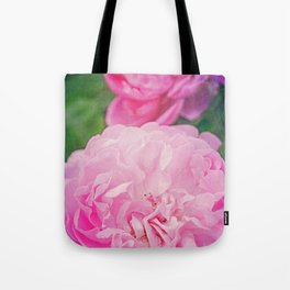 The World Smelled of Roses Tote Bag