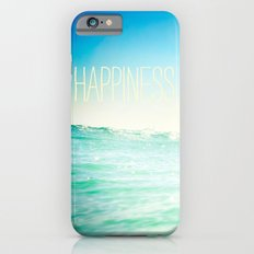 beachy happiness iPhone 6s Slim Case
