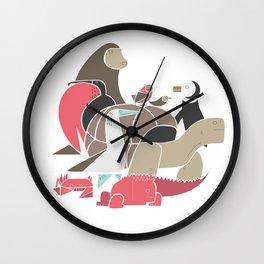 Galapagos Wall Clock