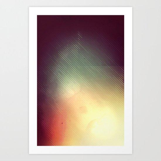 styr wyrp Art Print