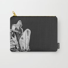 Wait, it's gonna be interesting (touch the ground) - Emilie Record Carry-All Pouch