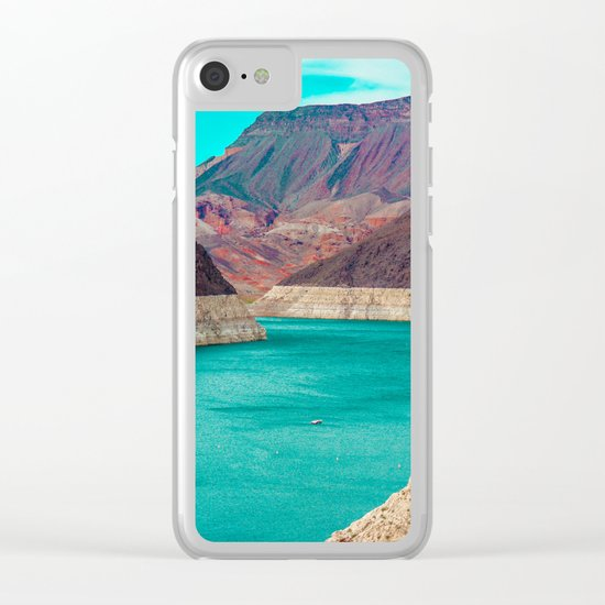 The Dam Clear iPhone Case