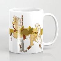 fili Mugs featuring Fili by MarieJacquelyn