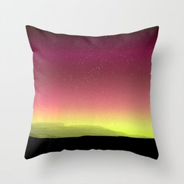 The dream of Thales Throw Pillow