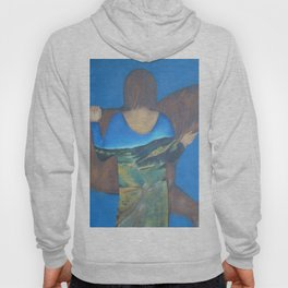 Horse and the Valley Girl Hoody