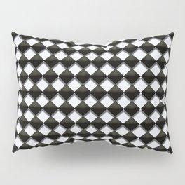 Black Diamond Pillow Sham
