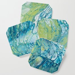 Acrylic Pouring Coasters   Society6