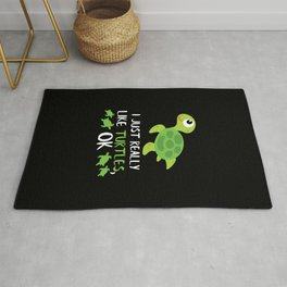 Turtle Gift Sea Turtle Beach Gifts Turtle Gifts Rug