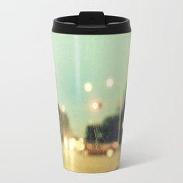Night Life Travel Mug