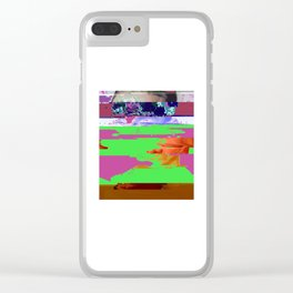 Reaching New Limits Clear iPhone Case