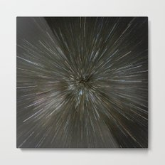 zooming towards stars Metal Print