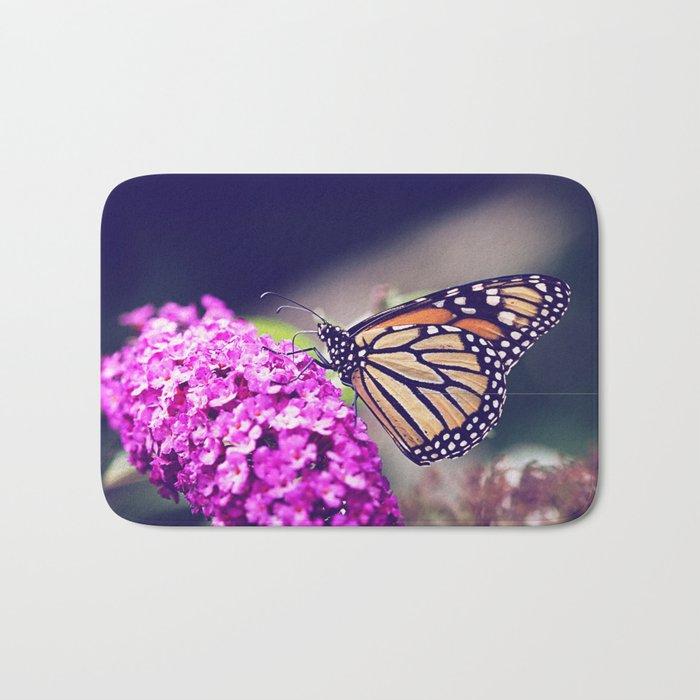 Butterfly Dreams Bath Mat