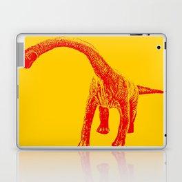 Brontosaurus Laptop & iPad Skin