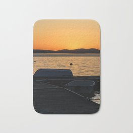 Lake Champlain Bath Mat