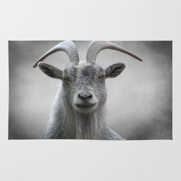 The Old Goat Rug